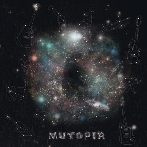 BIGMAMA「MUTOPIA」中部北陸信越盤ジャケット