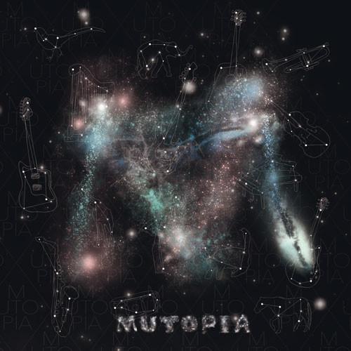BIGMAMA「MUTOPIA」北海道盤ジャケット