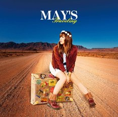 MAY'S「Traveling」TYPE-Aジャケット