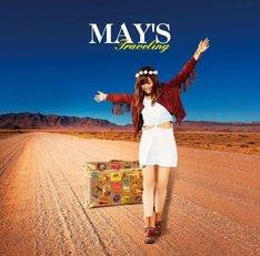 MAY'S「Traveling」TYPE-Bジャケット