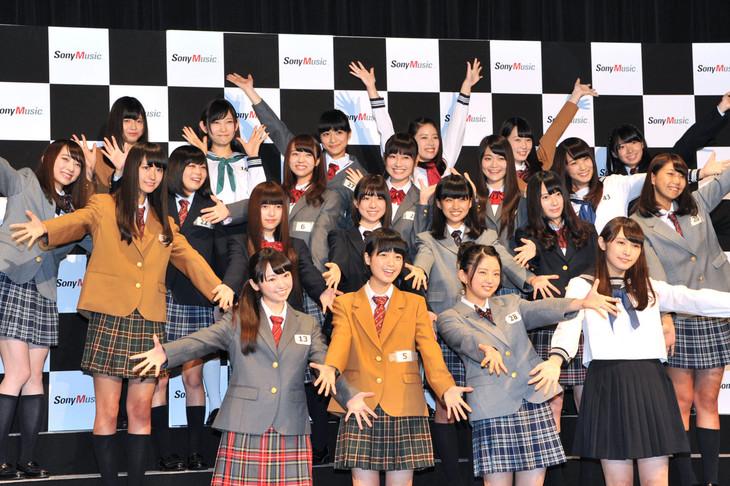 欅坂46 初期 結成当時 鳥居坂46