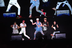 GENERATIONS from EXILE TRIBE(写真提供:SUMMER SONIC)