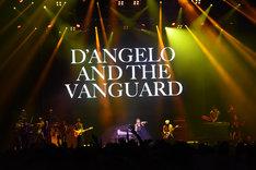 D'Angelo And The Vanguard(写真提供:SUMMER SONIC)