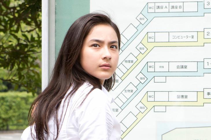 テレビドラマ「JKは雪音」のワンシーン (c) 2015ギャンビット・「JKは雪女」製作委員会
