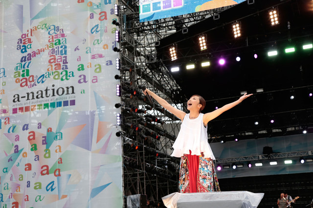 Every Little Thing (c)a-nation stadium fes.
