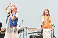 PUFFY(写真提供:Warner Music Japan)