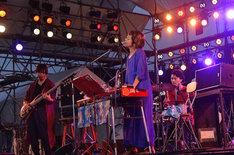 クラムボン(Photo by TEAM LIGHTSOME)