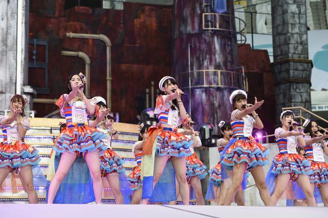 「松井玲奈・SKE48卒業コンサート in 豊田スタジアム ~2588DAYS~」2日目公演の様子。 (c)AKS