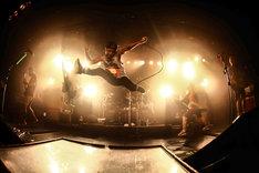"「FACT ""KTHEAT"" JAPAN TOUR 2015」東京・LIQUIDROOM公演の様子。(Photo by SHINGO TAMAI)"