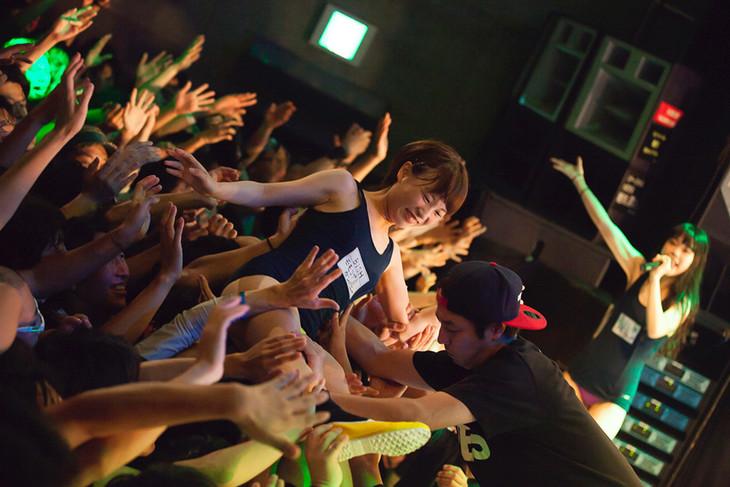 東京・WWWで開催された「BiSHフェス」の様子。(撮影:外林健太)