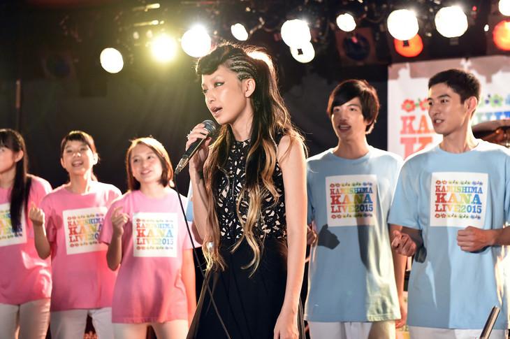 「表参道高校合唱部!」第8話のワンシーン。 (c)TBS