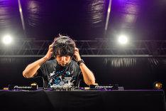 DJ ピエール中野(撮影:米田真也)