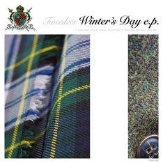 TWEEDEES「Winter's Day / Boop Boop Bee Doop! ~New Mix~」ジャケット