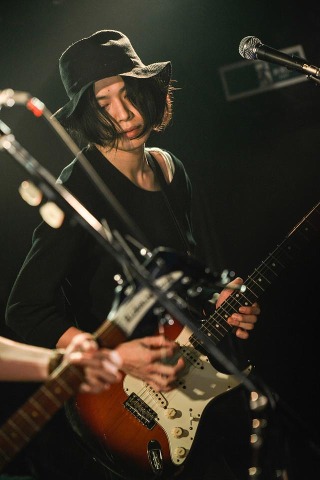 ミウラウチュウ(G)(Photo by AZUSA TAKADA)