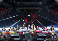 NMB48(写真提供:EPICレコードジャパン)