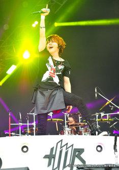 T.M.Revolution(写真提供:EPICレコードジャパン)