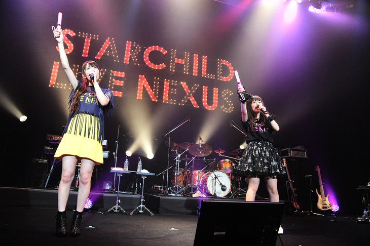 「STARCHILD presents LIVE NEXUS 2015」の様子。(撮影:岡本麻衣[ODD JOB])