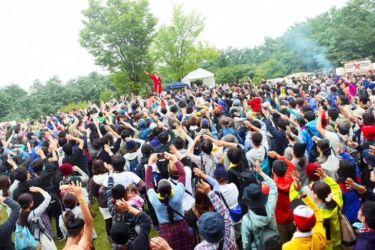 水曜日のカンパネラ (写真提供:りんご音楽祭実行委員会)