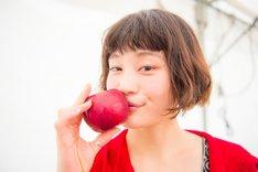 コムアイ(水曜日のカンパネラ) (写真提供:りんご音楽祭実行委員会)