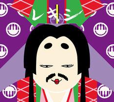 レキシ「SHIKIBU」初回限定盤ジャケット