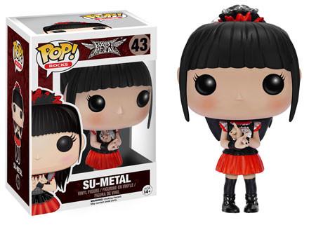 POP! Rocks:SU-METAL