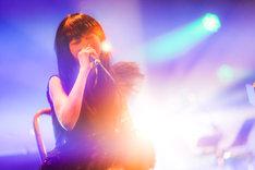Lily Chou-Chou(撮影:上飯坂一)