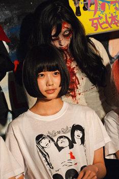 音楽ナタリー            ゆるめるモ!、主演映画イベントでゾンビアイドル小明を蘇生