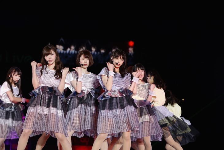 乃木坂46 (c) 2015「DOCUMENTARY of 乃木坂46」製作委員会