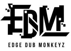 EdgeDubMonkeyzロゴ