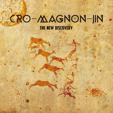 Cro-Magnon-Jin「The New Discovery」ジャケット