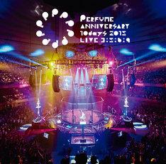 Perfume「Perfume Anniversary 10days 2015 PPPPPPPPPP『LIVE 3:5:6:9』」通常盤ジャケット