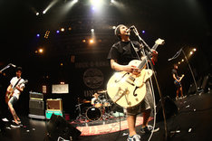Ken Yokoyama(Photo by Shingo Tamai)