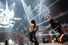 9mm Parabellum Bullet (c)テレビ朝日ドリームフェスティバル2015