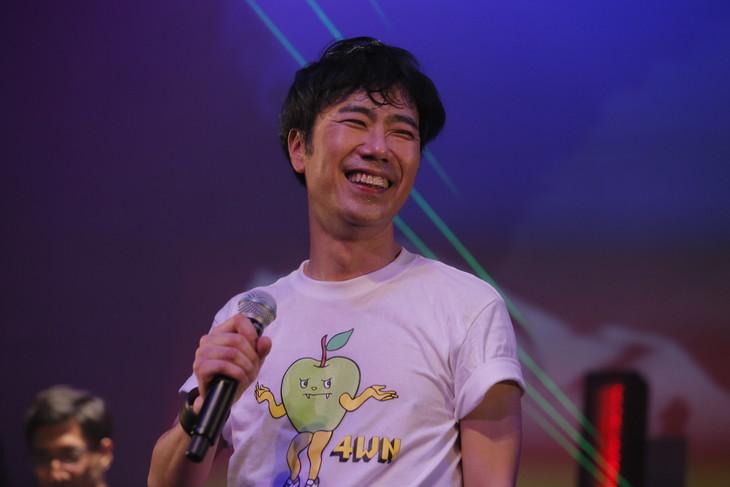 藤井隆(撮影:高橋良美)
