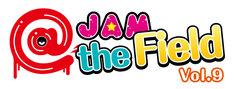 「@JAM the Field Vol.9」ロゴ