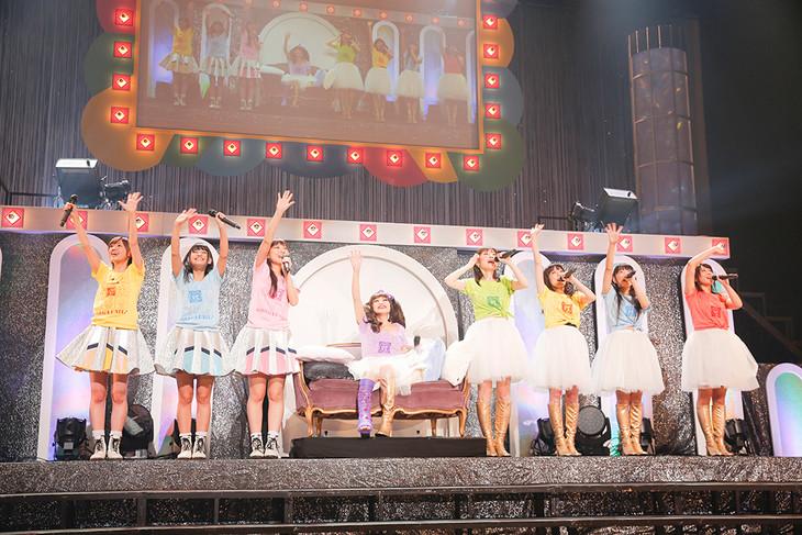 「イヤホンズ vs Aice5 ~それがユニット!~」の様子。(Photo by HAJIME KAMIIISAKA)