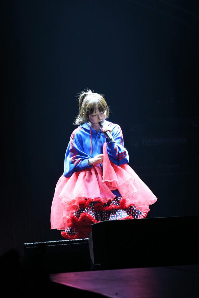 aiko (c)テレビ朝日ドリームフェスティバル2015