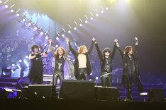 X JAPAN(写真提供:Japan Music Agency)