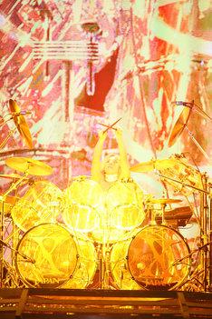 YOSHIKI(写真提供:Japan Music Agency)