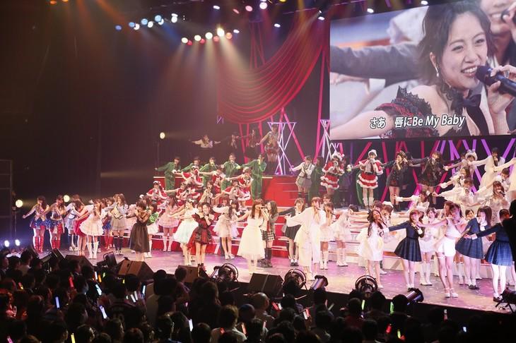 「第5回 AKB48紅白対抗歌合戦」の様子。(c)AKS