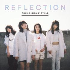 東京女子流「REFLECTION」Type-Aジャケット