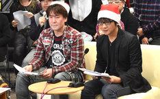 左からL.E.D.、Ryu☆。