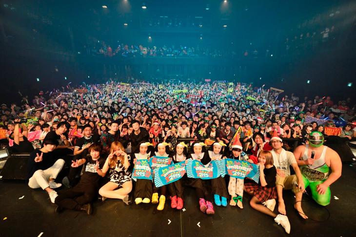 イベントの最後に撮影された記念写真。(Photo by Rui Hashimoto)