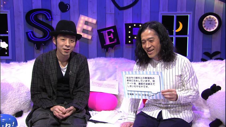 左から宮藤官九郎、又吉直樹。(写真提供:NHK)