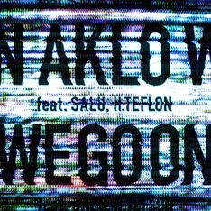 "AKLO「""We Go On"" feat.SALU, H.Teflon」ジャケット"