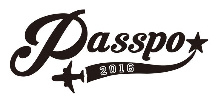 PASSPO☆新アーティストロゴ