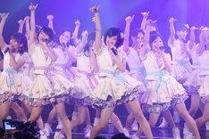 「SKE48 カウントダウン公演2015→2016」の様子。 (c)AKS
