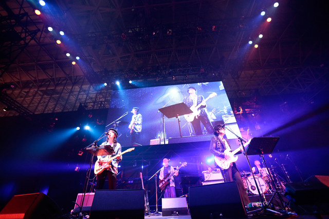 麗蘭(写真提供:rockin'on japan)