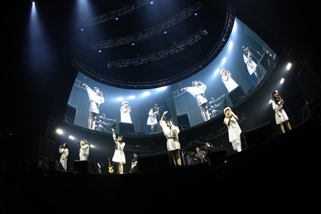 Little Glee Monster(写真提供:rockin'on japan)