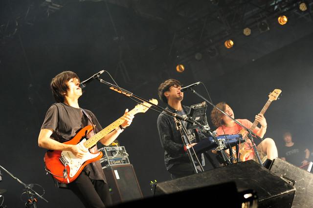 キュウソネコカミ(写真提供:rockin'on japan)
